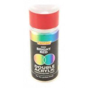 Hycote Bmw Bright Red Double Acrylic Spray Paint 150Ml Xdbm502-0