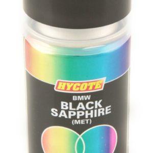 Hycote Bmw Black Sapphire Double Acrylic Spray Paint 150Ml Xdbm602-0