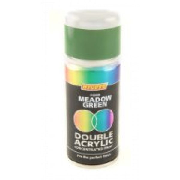 Hycote Ford Meadow Green Double Acrylic Spray Paint 150Ml Xdfd306-0