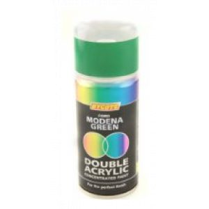 Hycote Ford Modena Green Double Acrylic Spray Paint 150Ml Xdfd307-0