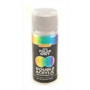 Hycote Ford Polar Grey Double Acrylic Spray Paint 150Ml Xdfd407-0