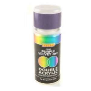 Hycote Ford Purple Velvet Metallic Double Acrylic Spray Paint 150Ml Xdfd508-0