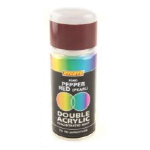 Hycote Ford Pepper Red Pearl Double Acrylic Spray Paint 150Ml Xdfd521-0