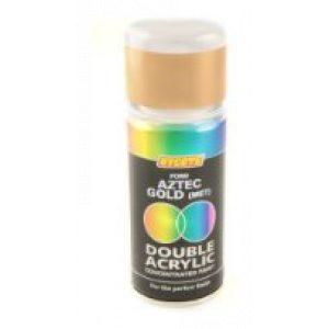 Hycote Ford Aztec Gold Metallic Double Acrylic Spray Paint 150Ml Xdfd714-0