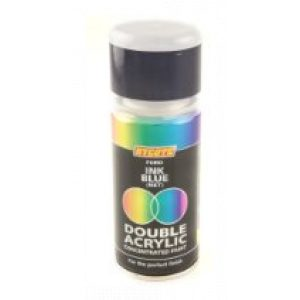 Hycote Ford Ink Blue Double Acrylic Spray Paint 150Ml Xdfd717-0
