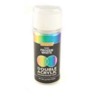 Hycote Ford Frozen White Double Acrylic Spray Paint 150Ml Xdfd719-0