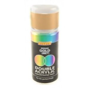 Hycote Nissan Gold Double Acrylic Spray Paint 150Ml Xdns701-0