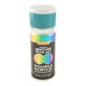 Hycote Peugeot Neptune Blue Metallic Double Acrylic Spray Paint 150Ml Xdpg207-0