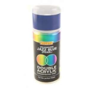 Hycote Volkswagen Jazz Blue Pearl Met Double Acrylic Spray Paint 150Ml Xdvw207-0