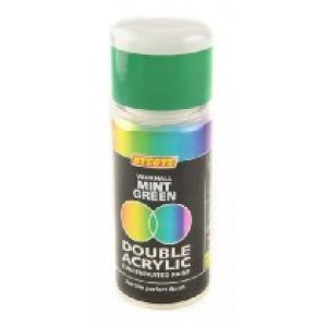 Hycote Vauxhall Mint Green Double Acrylic Spray Paint 150Ml Xdvx308-0