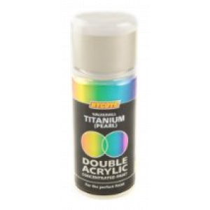 Hycote Vauxhall Titanium Double Acrylic Spray Paint 150Ml Xdvx414-0