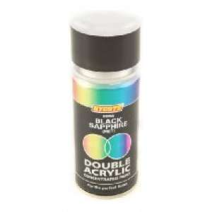 Hycote Vauxhall Black Sapphire Double Acrylic Spray Paint 150Ml Xdvx710-0