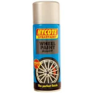 Hycote Wheel Paint Alloy Spray Paint 400Ml Xuk400-0