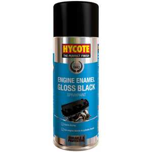 Hycote Engine Enamel Gloss Black