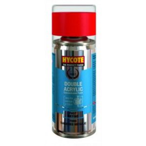 Hycote Audi Laser Red Double Acrylic Spray Paint 150Ml Xdad501-0