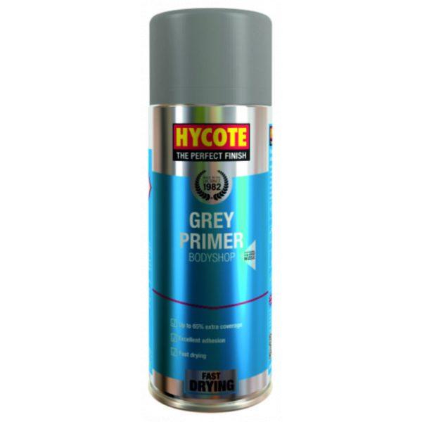Hycote Bodyshop Grey Primer Spray Paint 400Ml Xuk425-0