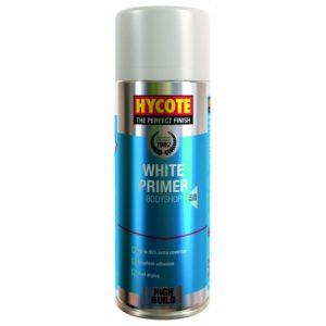 Hycote Bodyshop White Primer Spray Paint Xuk427-0