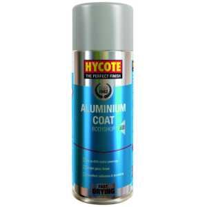Hycote Bodyshop Aluminium Coat Spray Paint 400Ml Xuk429-0