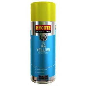 Hycote Aa Van Yellow Spray Paint 400Ml Xuk480-0