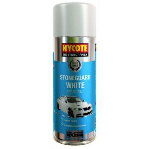 Hycote Stoneguard White Spray Paint 400Ml Xuk476-0