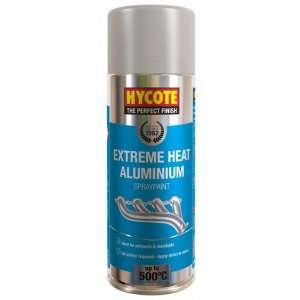 Hycote Vht Aluminium Very High Temperature Spray Paint 400Ml Xuk1005-0