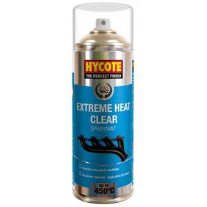Hycote Vht Clear Very High Temperature Spray Paint 400Ml Xuk1011-0