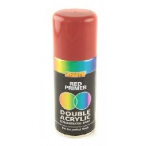 Hycote Red Primer Double Acrylic Spray Paint 150Ml Xdpb902-0