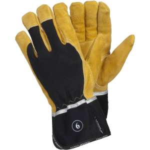 Tegera 139 Heat Resistant Leather Gloves-0