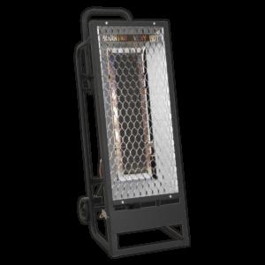 Sealey LPH35 Space Warmer® Industrial Propane Heater 35,000Btu/hr-0