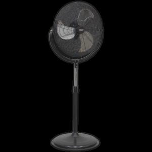 "Sealey HVF20P Industrial High Velocity Pedestal Fan 20"" 230V-0"