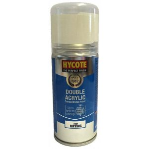 Hycote Ford Magnum Grey Metallic Spray Paint 150Ml Xdfd725-0