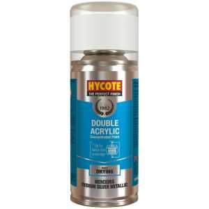 Hycote Mercedes Iridium Silver Spray Paint 150Ml Xdmc607-0