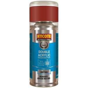 Hycote Mercedes Jupiter Red 589 Spray Paint 150Ml Xdmc606-0