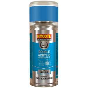 Hycote Peugeot Tivoli Blue Metallic Spray Paint 150Ml Xdpg705-0