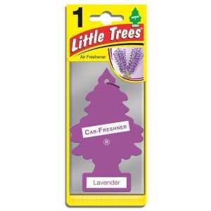 Magic Tree Little Trees Lavender Car Home Air Freshener-0
