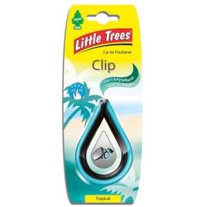 Magic Tree Little Trees Tropical Clip Car Home Air Freshner-0