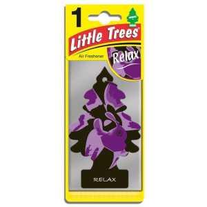 Magic Tree Little Trees Relax Car Home Air Freshener-0
