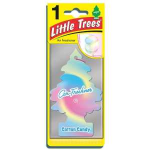 Magic Tree Little Trees Cotton Candy Car Home Air Freshener-0