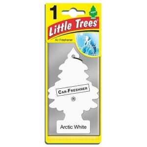 Magic Tree Little Trees Arctic White Car Home Air Freshener-0