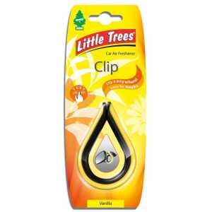 Magic Tree Little Trees Vanilla Clip Car Home Air Freshner-0