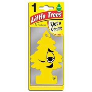 Magic Tree Little Trees Very Vanilla Car Home Air Freshener-0