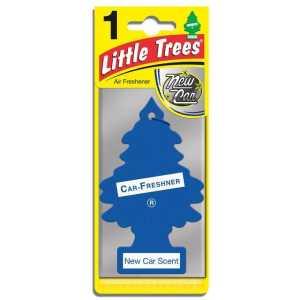Magic Tree Little Trees New Car Scent Car Home Air Freshener-0