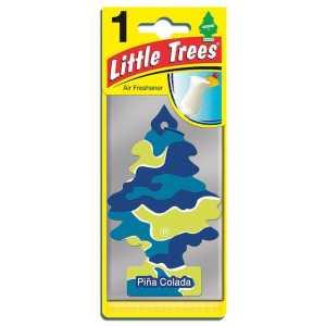 Magic Tree Little Trees Pina Colada Car Home Air Freshener-0