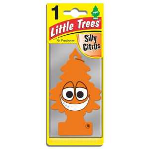 Magic Tree Little Trees Silly Citrus Car Home Air Freshener-0