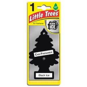 Magic Tree Little Trees Black Ice Car Home Air Freshener-0