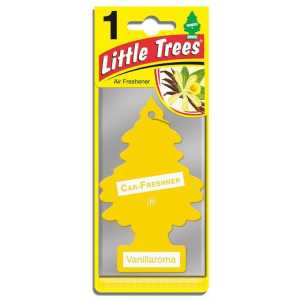 Magic Tree Little Trees Vanillaroma Car Home Air Freshener-0