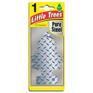Magic Tree Little Trees Pure Steel Car Home Air Freshener-0