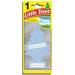 Magic Tree Little Trees Summer Cotton Car Home Air Freshener-0