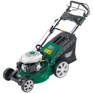 Draper Expert 135cc (3.2HP) 460mm 3 in 1 Self Propelled Petrol Lawn Mower 37995-0