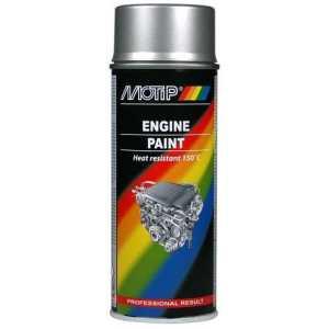 Motip Engine Aluminium Spray Paint 400ml-0
